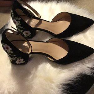 Franco Sarto canopy heels 👠